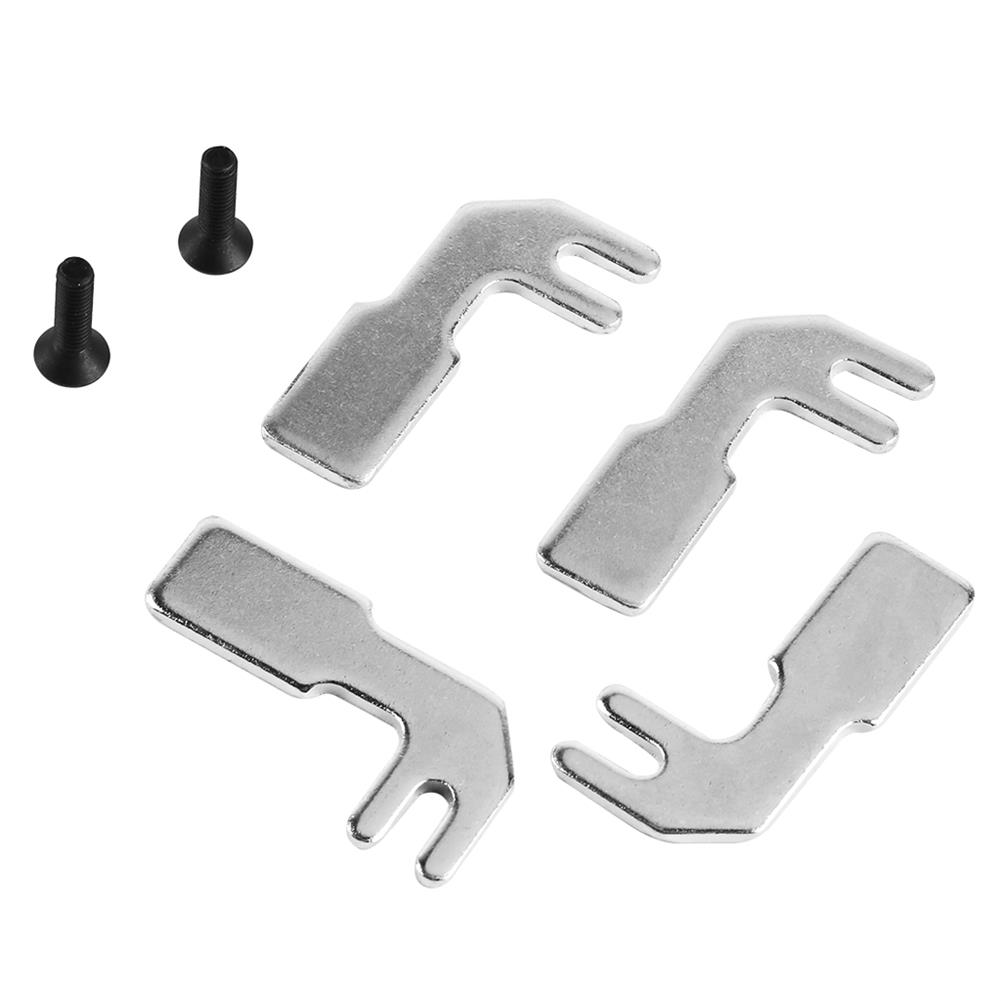3d-printer-accessories 3pcs Extruder Nozzle Hexagon Sleeve Brushing 7mm 8mm 9mm + 1pc Wrench Tool Removal Kit Set for Prusa I3 3D Printer HOB1530610 3 1