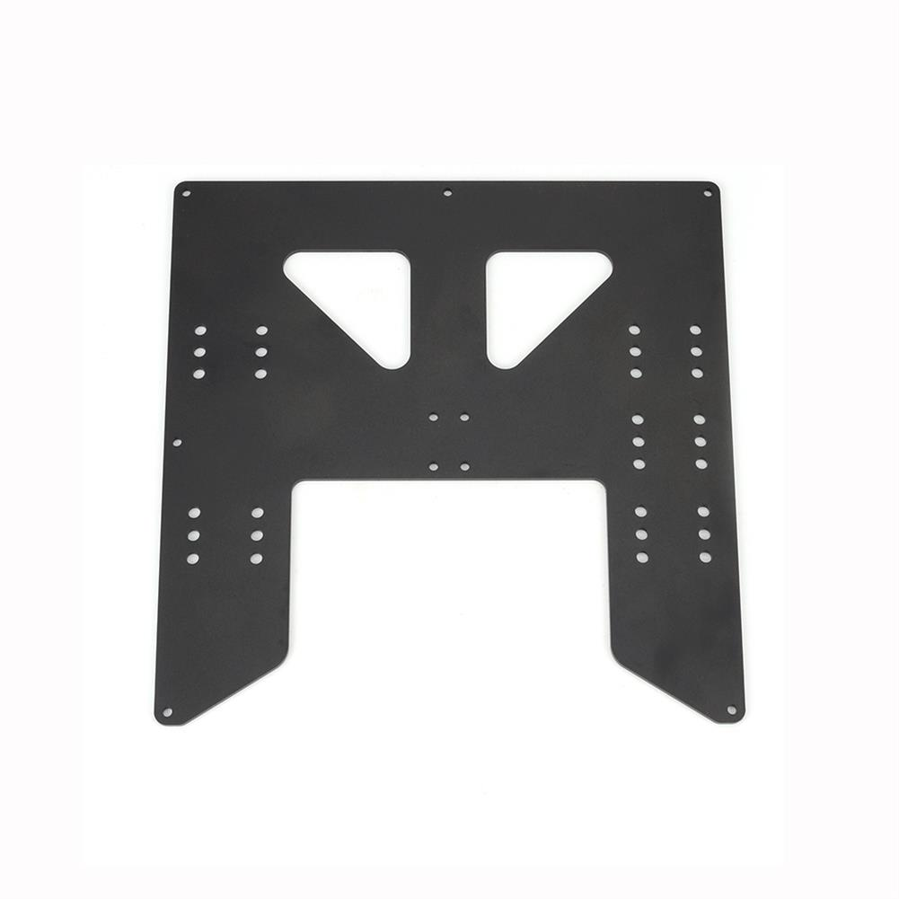 3d-printer-accessories Aluminum Y Carriage Hot Bed Support Plate for Prusa i3 3D Printer HOB1531920 1