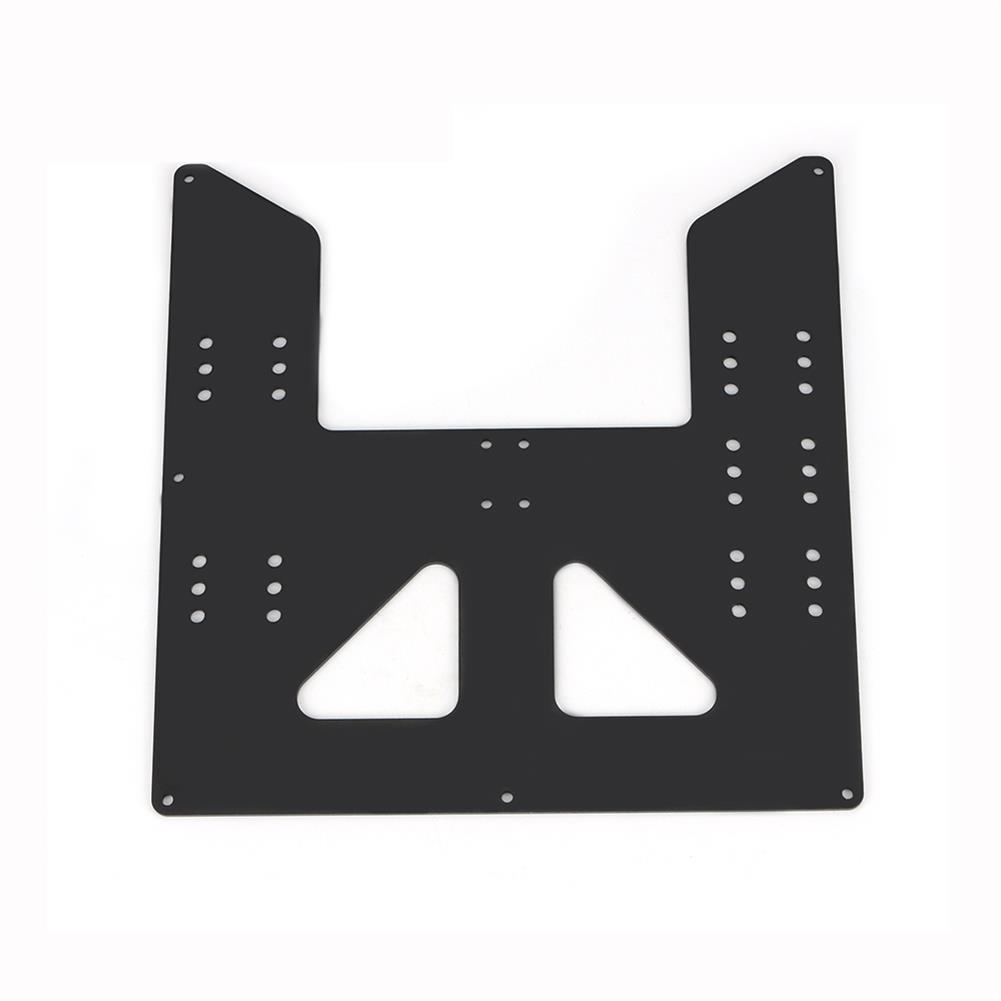 3d-printer-accessories Aluminum Y Carriage Hot Bed Support Plate for Prusa i3 3D Printer HOB1531920 1 1