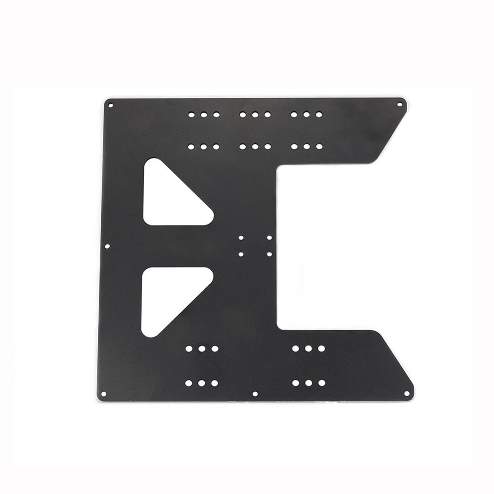 3d-printer-accessories Aluminum Y Carriage Hot Bed Support Plate for Prusa i3 3D Printer HOB1531920 2 1