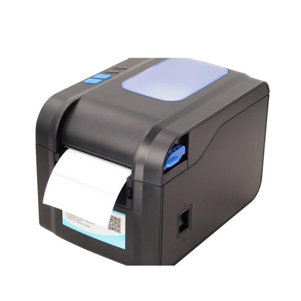 printers JEPOD XP-370B Barcode thermal Printer USB thermal Label Receipt Printer for Windows HOB1534424 1