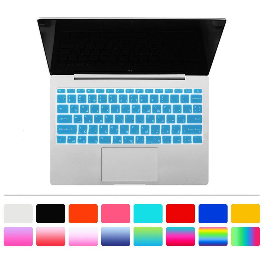 keyboard-protective-film Laptop TPU Keyboard Cover Computer Keyboard Protective Film for 13.3 inch Russian HOB1536855 1