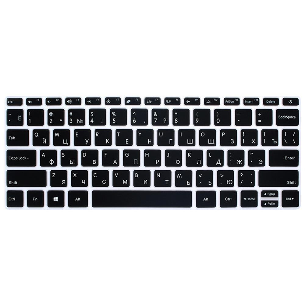 keyboard-protective-film Laptop TPU Keyboard Cover Computer Keyboard Protective Film for 12.5 inch Russian Spanish HOB1537572 1