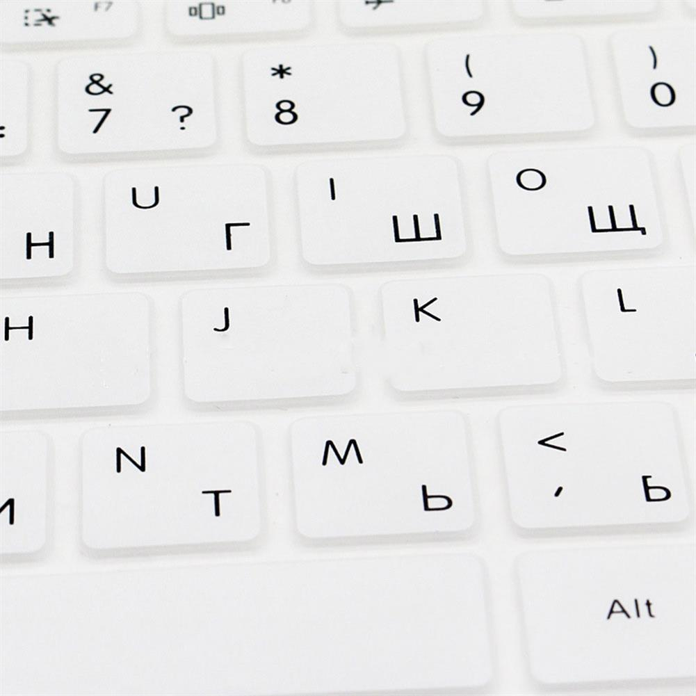 keyboard-protective-film Laptop TPU Keyboard Cover Computer Keyboard Protective Film for 12.5 inch Russian Spanish HOB1537572 2 1