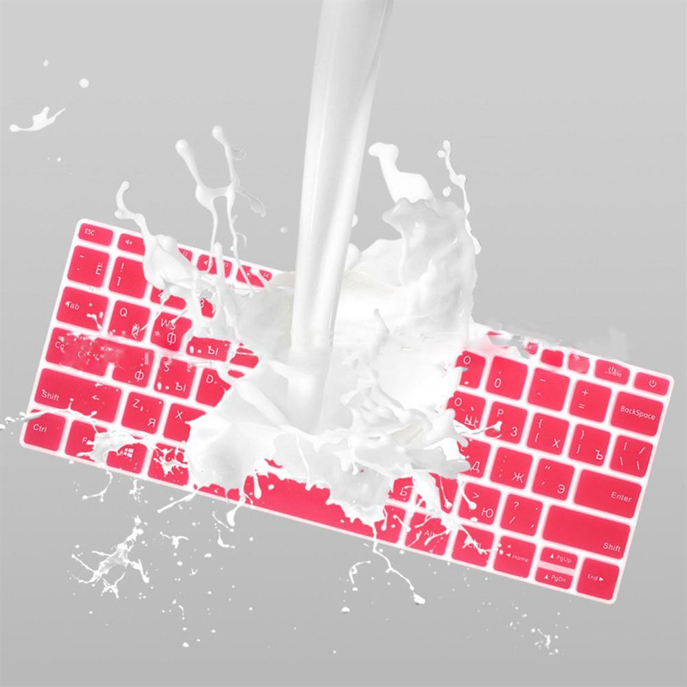 keyboard-protective-film Laptop TPU Keyboard Cover Computer Keyboard Protective Film for 12.5 inch Russian Spanish HOB1537572 3 1