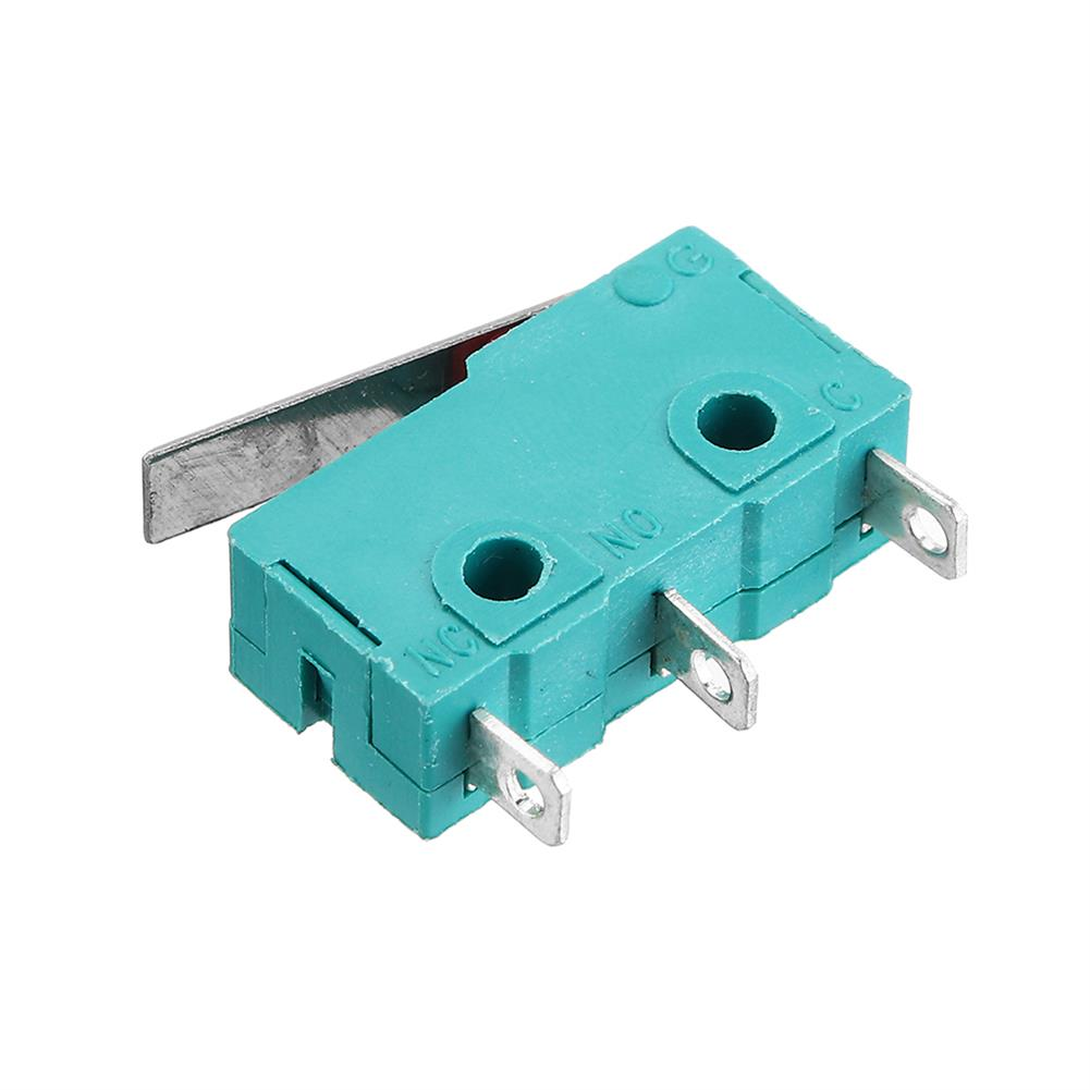 3d-printer-accessories KW4-3Z-3 Straight Shank 3D Pritner 3pin Micro Endstop Switch Limit SS-5GL HOB1541352 3 1