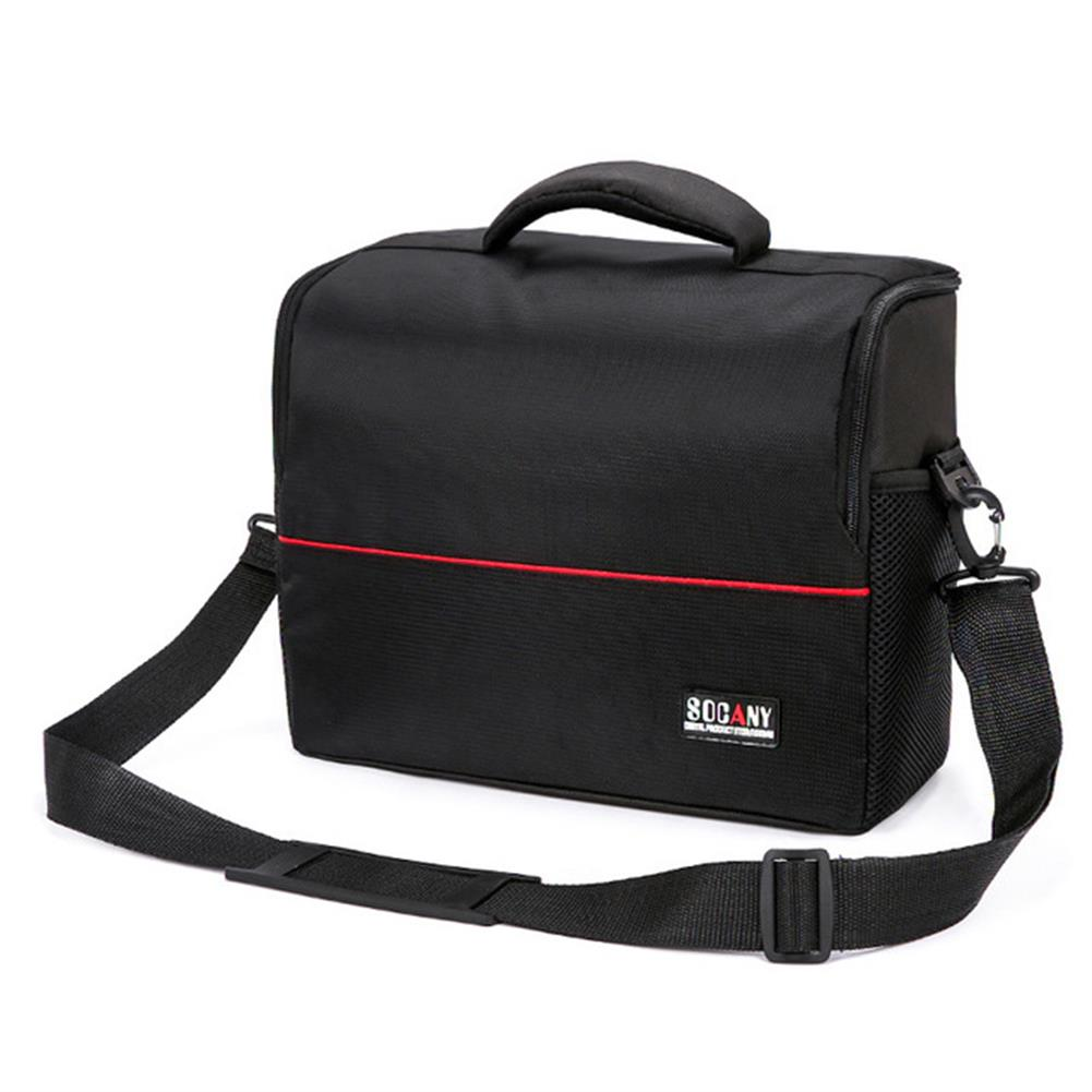 projectors-theaters Portable Universal Projector Bag S/L Size Storage Bag Case Detachable Strap Wear-resistant Shockproof Business Bag for SLR Cameras Projectors HOB1542068 1