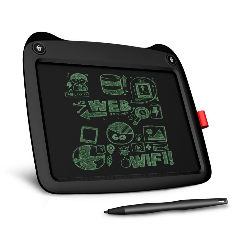writing-tablet Howeasy Board EP0109 9 inch 3D Panda Smart LCD Writing Tablet Electronic Drawing Writing Board Portable Handwriting Notepad Gifts for Kids Children HOB1551390 1