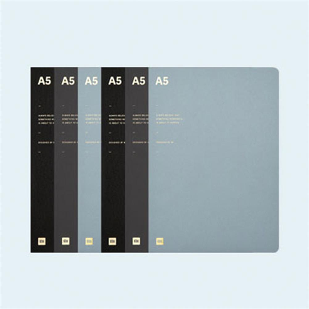 paper-notebooks Xiaomi 6 Pcs A5 Notebooks Planner Organizer Daolin Paper 128 Pages Diary Notebook for School office HOB1555218 1 1