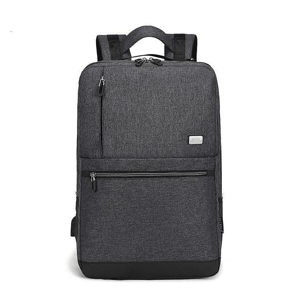 laptop-bags, cases-sleeves OUTWALK 15.6 inch Laptop Bag Backpack with USB Charging Outdoor Sports Travel Backpack Waterproof Shoulders Storage Bag HOB1558151 1