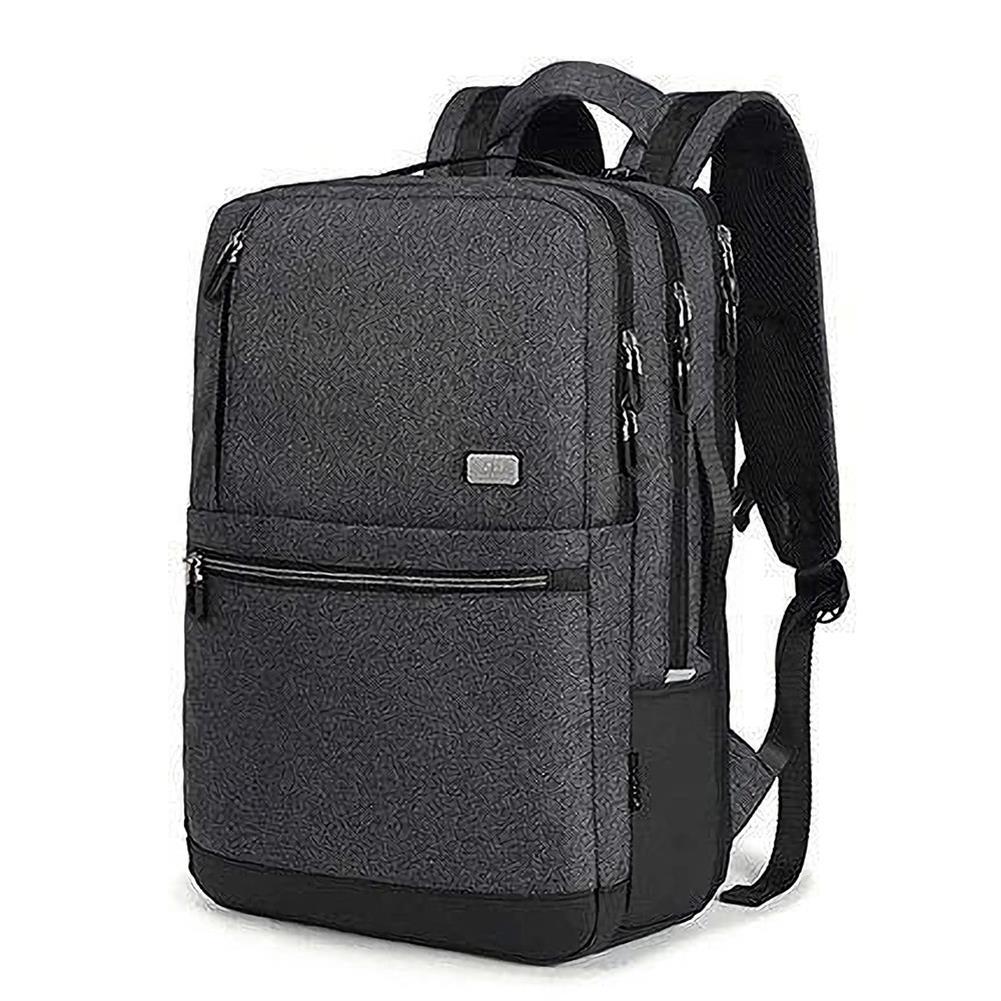 laptop-bags, cases-sleeves OUTWALK 15.6 inch Laptop Bag Backpack with USB Charging Outdoor Sports Travel Backpack Waterproof Shoulders Storage Bag HOB1558151 2 1
