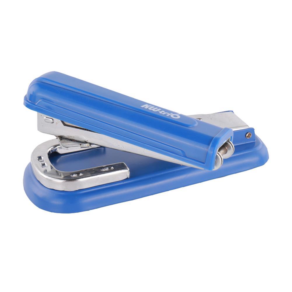 binding-machine KW-triO 5828 Rotatable Stapler Manual Paper Stapler Binding Machine office School Supplies Student Stationery HOB1561209 1 1
