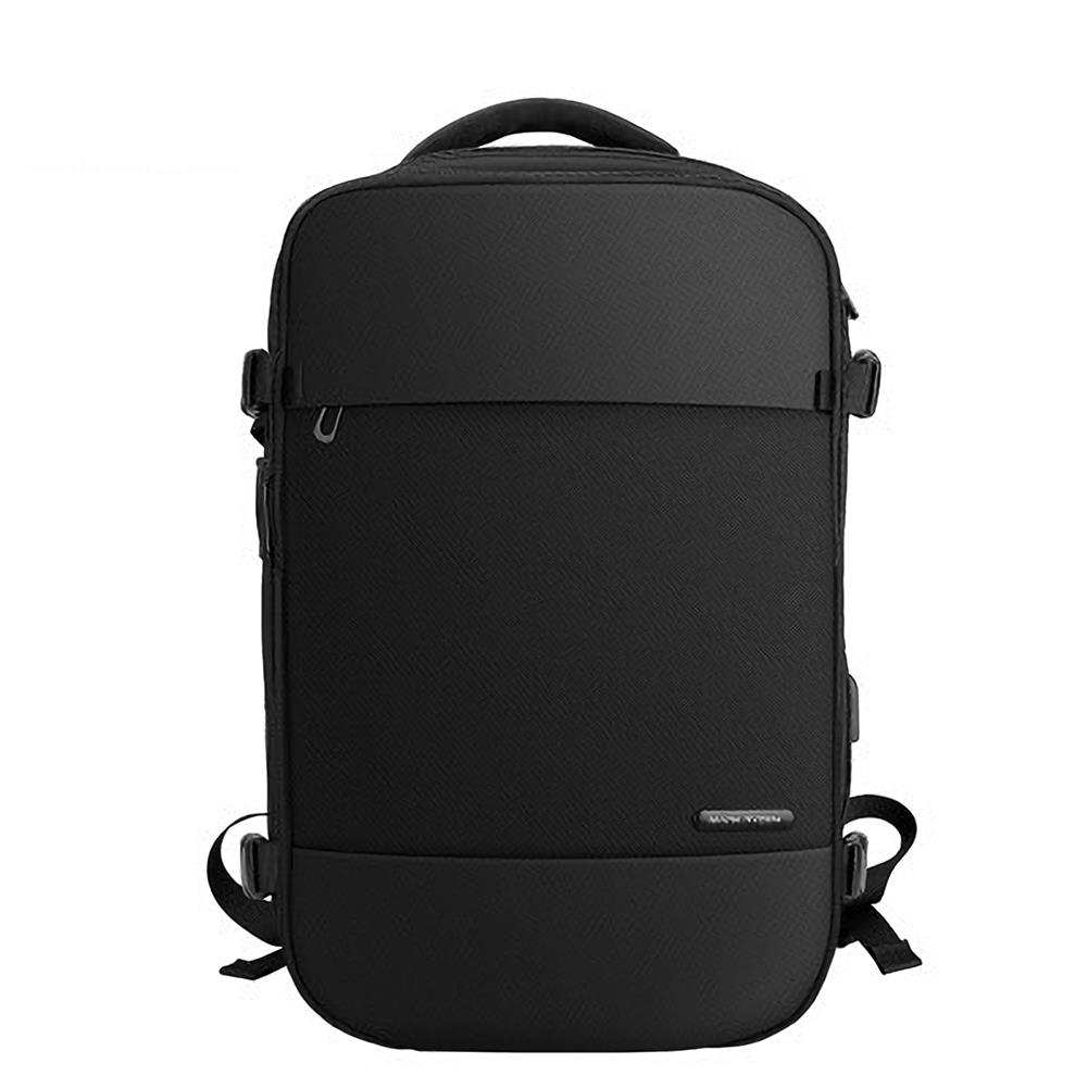 laptop-bags, cases-sleeves Mark Ryden Backpack Laptop Bag Oxford Cloth with USB Charging Large Capacity Men's Business Tavel Laptop Bag HOB1564602 1 1