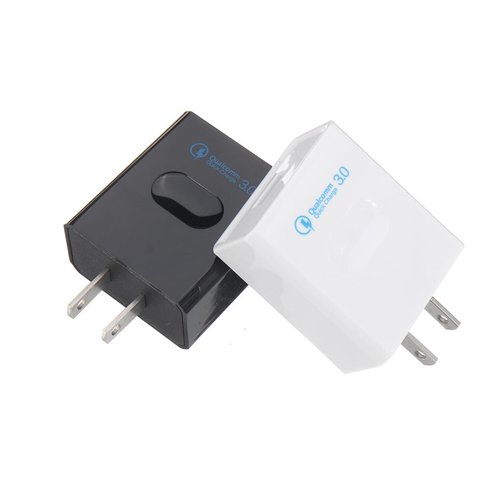 tablet-chargers US 18W QC 3.0 USB Charger Power Adapter for Tablet Smartphone HOB1564881 1