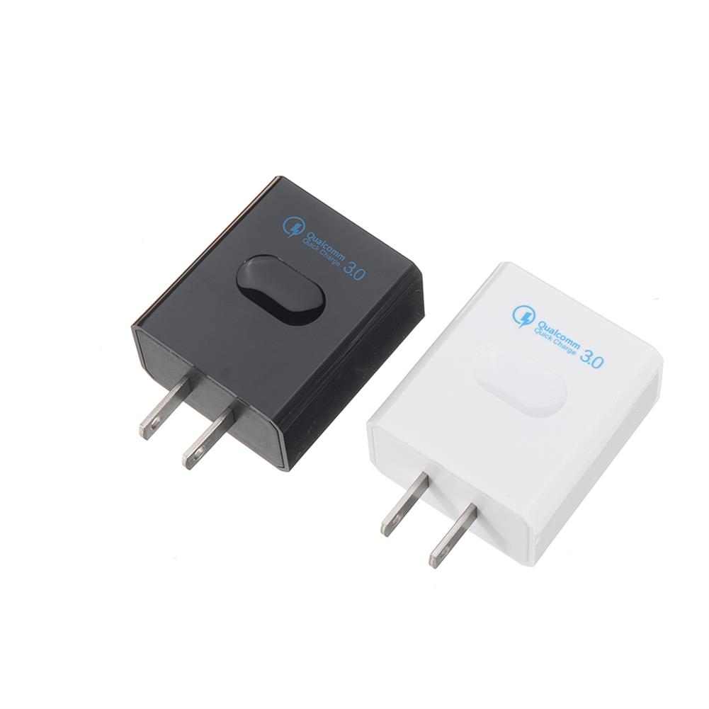 tablet-chargers US 18W QC 3.0 USB Charger Power Adapter for Tablet Smartphone HOB1564881 1 1