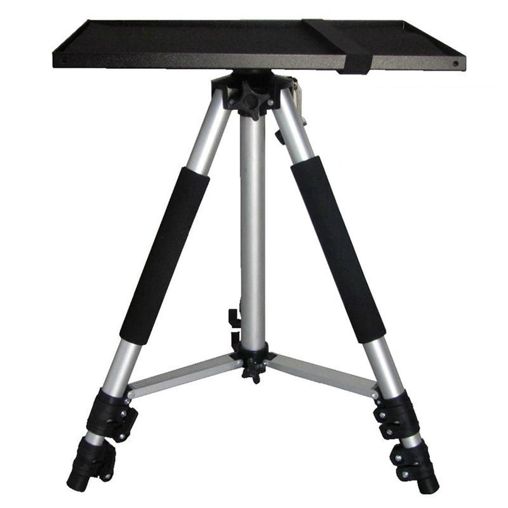 projector-stand ET-650 aluminum alloy projector bracket with tray projector tripod tripod portable round tube bracket HOB1567583 1 1