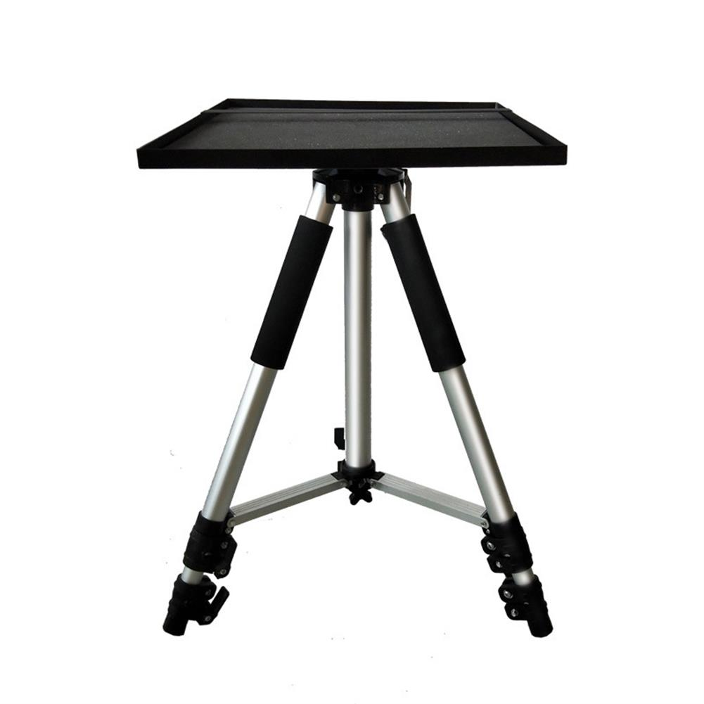 projector-stand ET-650 aluminum alloy projector bracket with tray projector tripod tripod portable round tube bracket HOB1567583 2 1