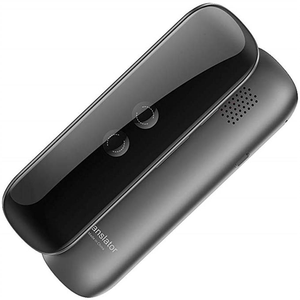 electronic-dictionaries-translators G5 Portable Smart AI Voice Photo Translator 40 Languages Wireless bluetooth Real Time 2 Way Translation Machine HOB1569428 1 1