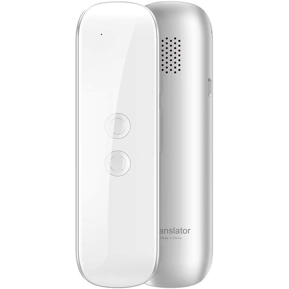 electronic-dictionaries-translators G5 Portable Smart AI Voice Photo Translator 40 Languages Wireless bluetooth Real Time 2 Way Translation Machine HOB1569428 3 1
