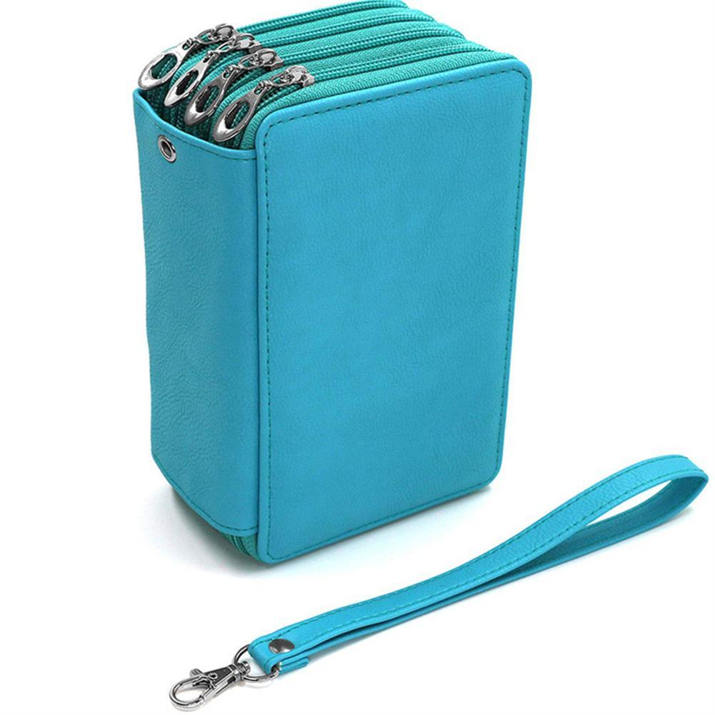 pencil-case Kawaii School Pencil Case 72 Holes Penal Pencil Case for Girls Boys Pen Bag Large Cartridge Penalties Big Box Stationery Pouch HOB1572695 2 1