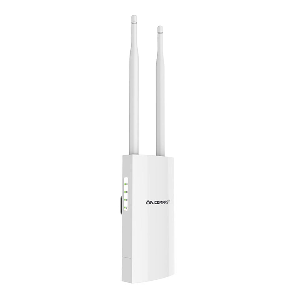 access-points Comfast 1200Mbps Dual Band 5G Router High Power Outdoor AP Omnidirectional Coverage Access Point Wifi Base Station Antenna AP WiFi Router CF-EW72 HOB1573827 1