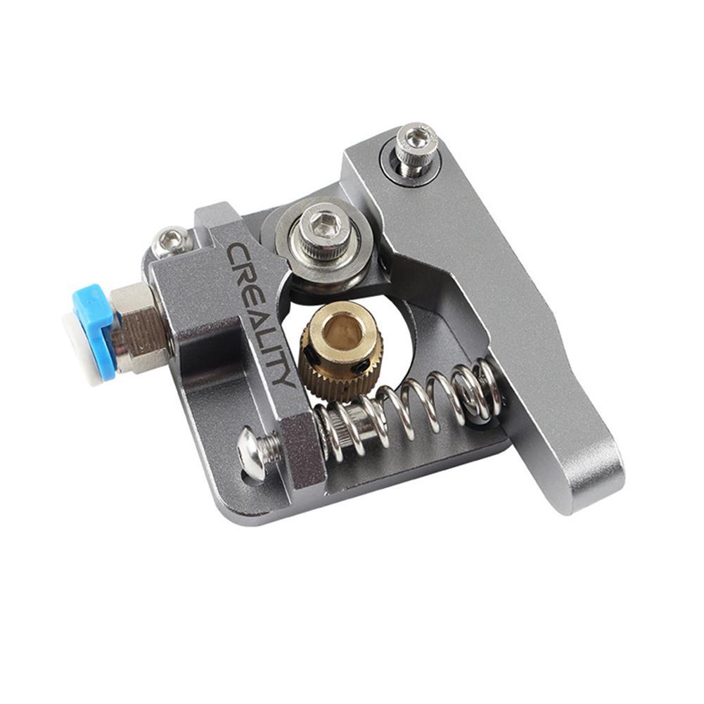 3d-printer-accessories Aluminum Block Silver Metal Extruder Kit for Creality 3D Ender 3/3 Pro/5/CR-10/10S 1.75mm Filament HOB1577567 3 1