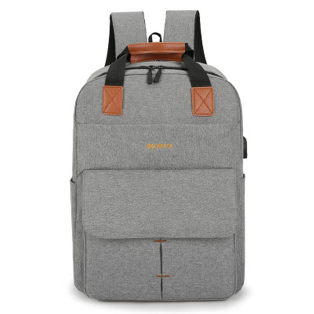 laptop-bags, cases-sleeves BACKPACK 15.6 inch USB Chargering Backpack Large Capacity Backpack Outdoor Waterproof Business Laptop Bag HOB1579863 1 1