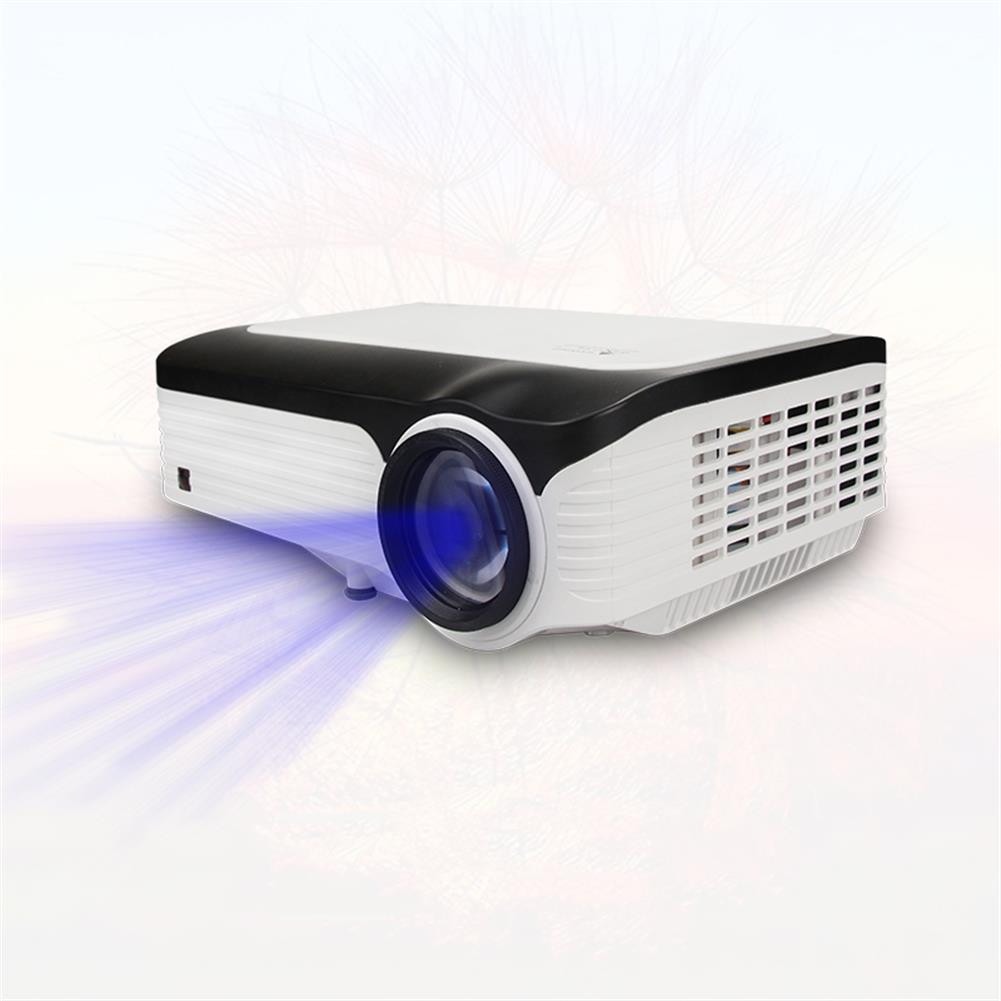 projectors-theaters CRE X2001 LCD Projector FULL HD 1080P Portable LED Mini Projector 1920x1080 200-inch Video for Home theater Game Movie Cinema Basic Version HOB1586712 1 1