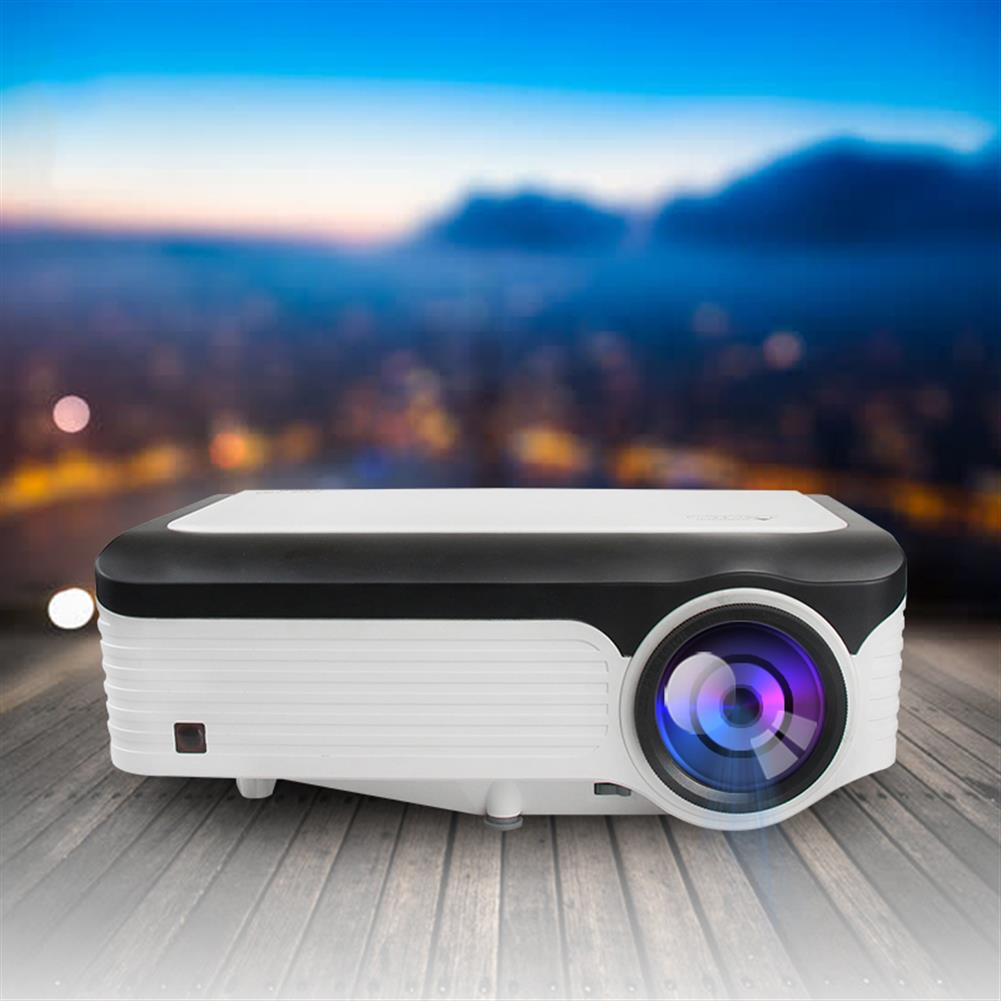 projectors-theaters CRE X2001 LCD Projector FULL HD 1080P Portable LED Mini Projector 1920x1080 200-inch Video for Home theater Game Movie Cinema Basic Version HOB1586712 3 1