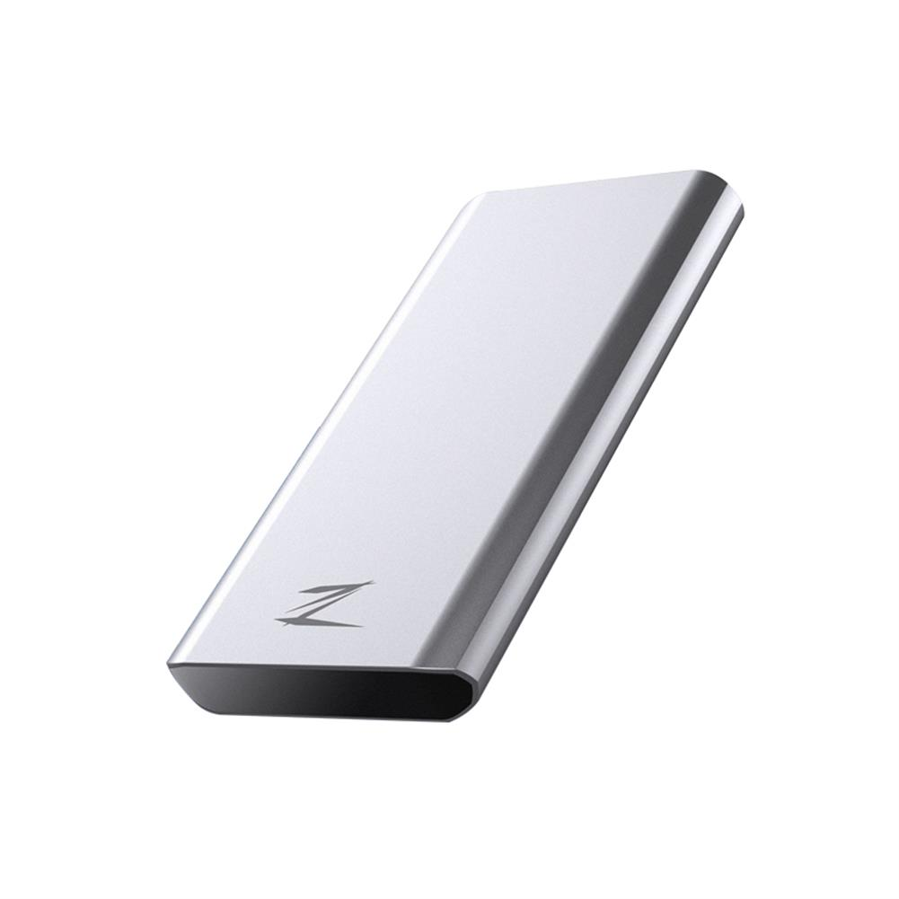 solid-state-drives Netac USB3.1 Gen2 Portable SSD Z8 Solid State Drive 500MB/s Type-C Hard Drive Aluminum alloy 256GB 512GB 1TB 2TB with Adapter HOB1588978 1