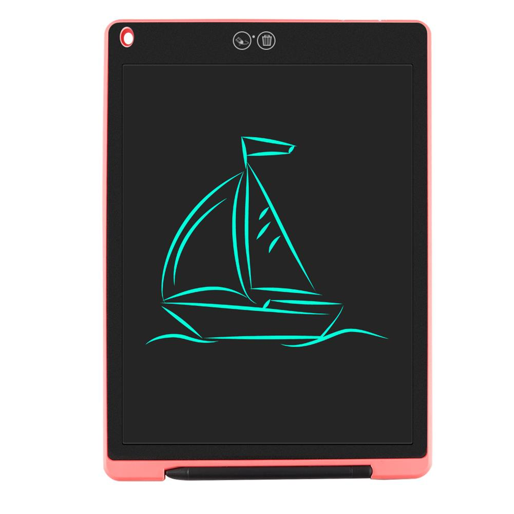 writing-tablet 12 inch LCD Writing Tablet Highlighting LCD Children's Graffiti Board Electronic Hand-painted Board Light Energy Small Blackboard [Upgraded Version] HOB1590759 2 1