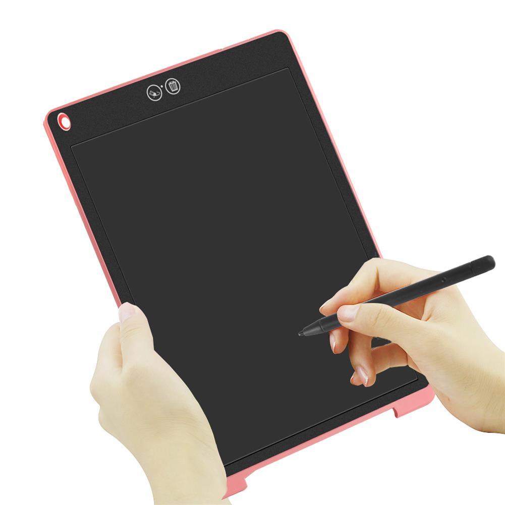 writing-tablet 12 inch LCD Writing Tablet Highlighting LCD Children's Graffiti Board Electronic Hand-painted Board Light Energy Small Blackboard [Upgraded Version] HOB1590759 3 1