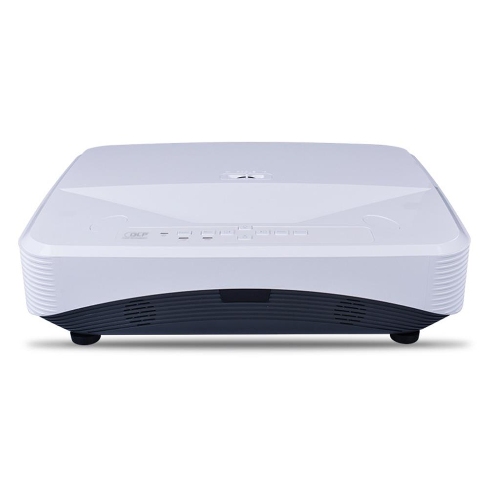 projectors-theaters Visiontek VSL82FHD Ultra Short Throw DLP Laser Projector 3500/4500 Lumens 1920*1080 Full HD 4K LED Video Projector Home theater Cinema Business Projector HOB1591060 1 1