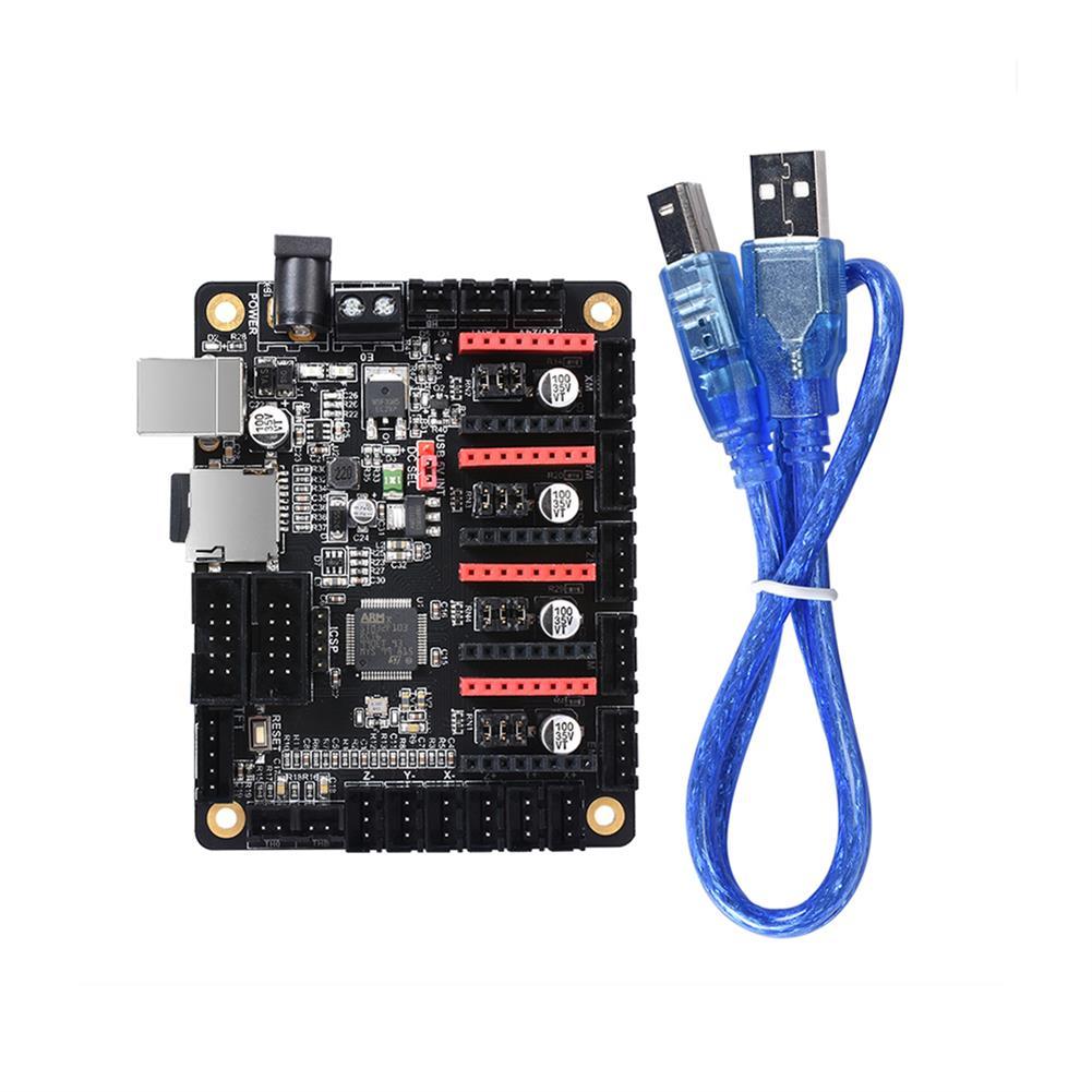 3d-printer-module-board BIGTREETECH SKR Mini V1.1 32Bit Control Board ARM CPU 32 Bit Mainboard for Reprap 3D Printer HOB1595643 1
