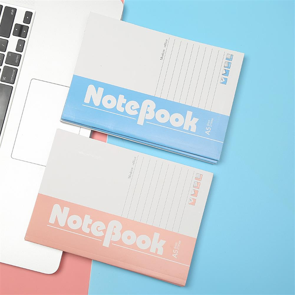 paper-notebooks 1 Piece A5 Notebook Filler Papers Notepad 27 Sheets Diary Note Book office School Supplies Stationery HOB1596218 1 1