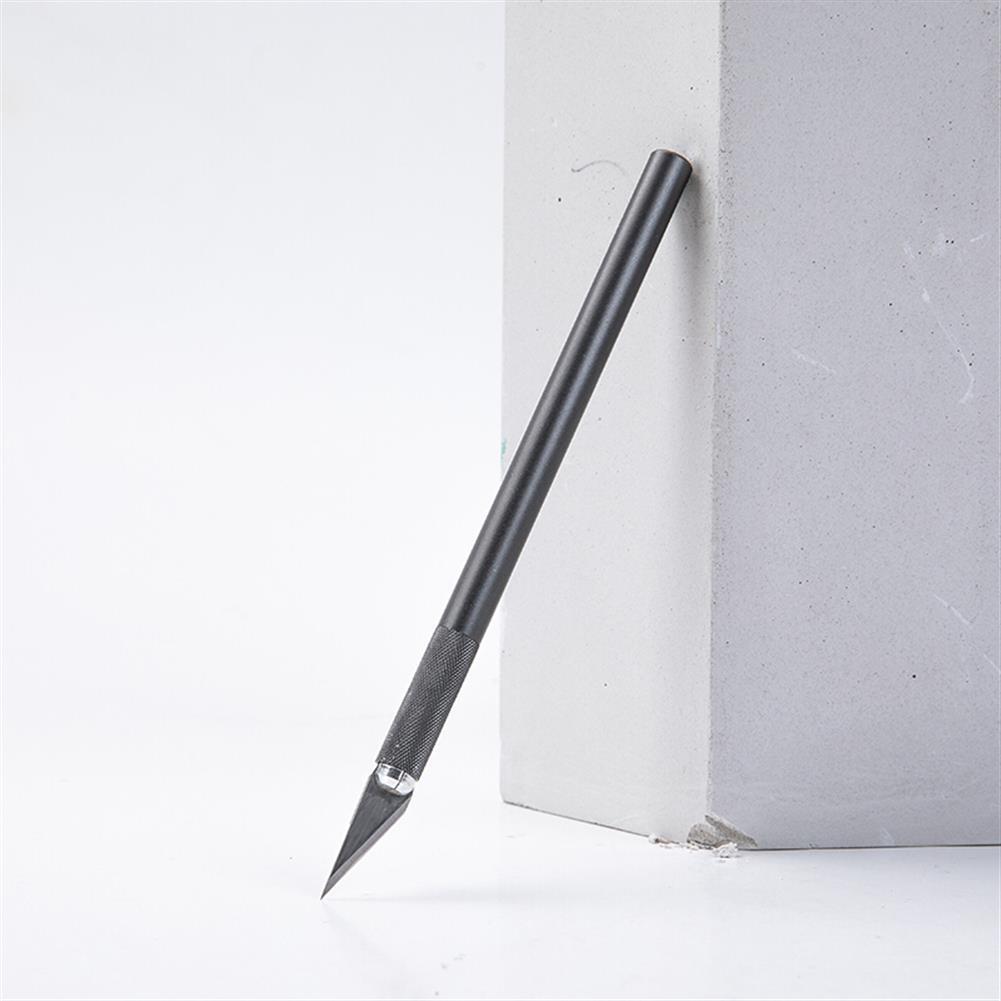 gel-pen Deli 2102 Hand Craft Paper Cutter Plasticine Models Rubber Stamps Carving Tools Set HOB1596372 1 1