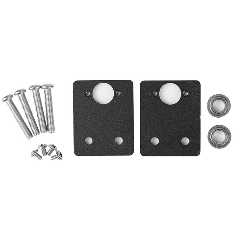 3d-printer-accessories Double Z-axis Stabilizer Metal Bearing Fixing Bracket for 3D Printer Lead Screw Top Mounting HOB1596816 1 1