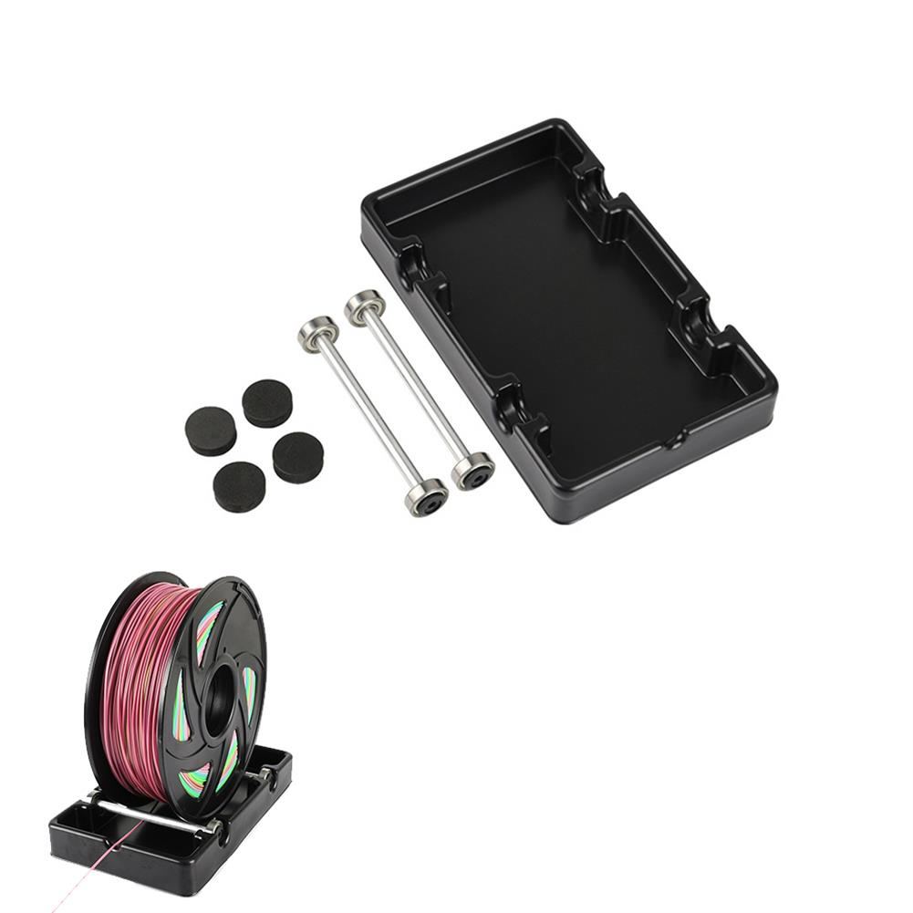3d-printer-accessories Metal MMU2S Filament Spool Holder Tray Rack for Prusa i3 MK2.5S MK3S 3D Printer Part HOB1596825 1