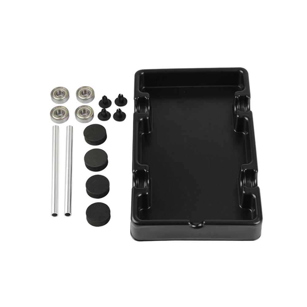 3d-printer-accessories Metal MMU2S Filament Spool Holder Tray Rack for Prusa i3 MK2.5S MK3S 3D Printer Part HOB1596825 1 1