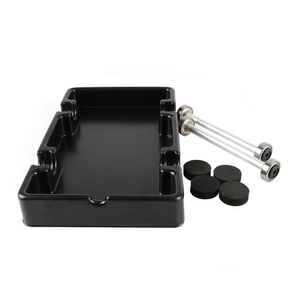 3d-printer-accessories Metal MMU2S Filament Spool Holder Tray Rack for Prusa i3 MK2.5S MK3S 3D Printer Part HOB1596825 3 1