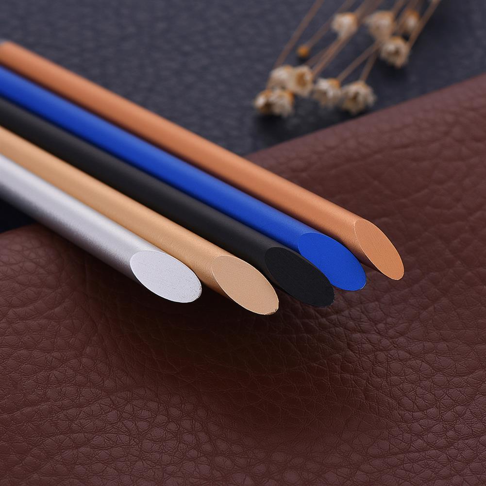 pencil ZKE0220 Full Metal No ink Fountain Pen Luxury Eternal Pen Gift Box inkless Pen Beta Pens Writing Stationery office School Supplies HOB1597548 3 1