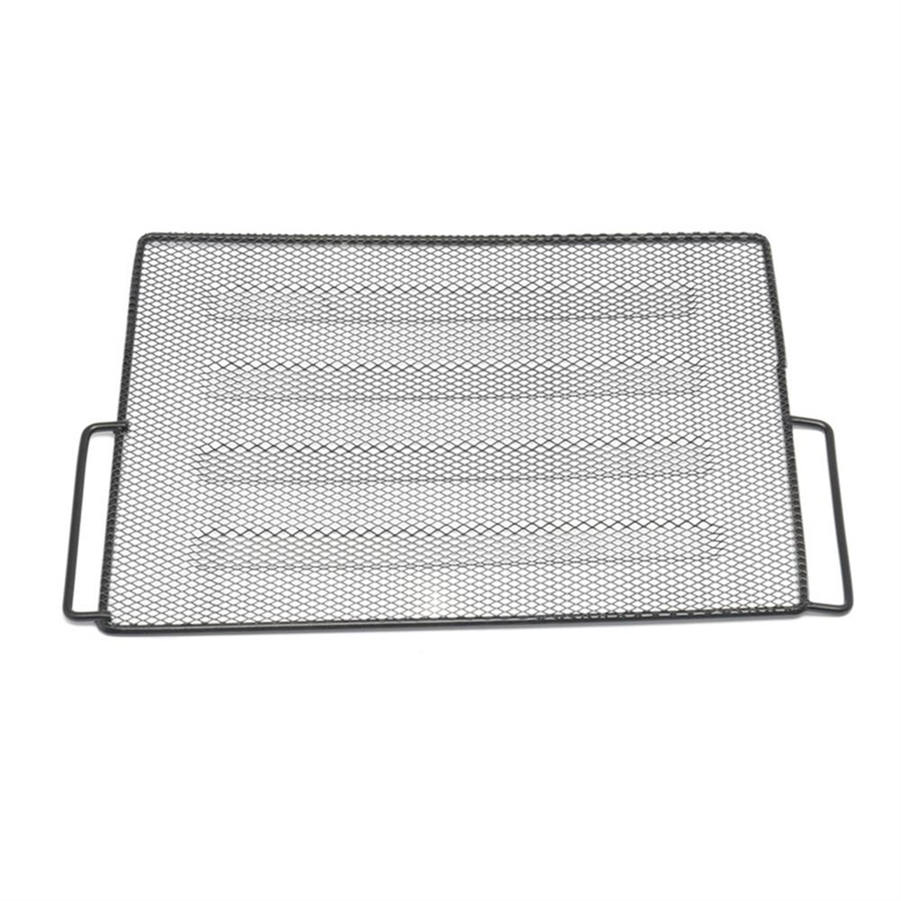desktop-off-surface-shelves 1 Piece Stackable Iron Top File Tray Mesh A4 Paper Organizer Document Top Cover File Holder Desktop office Books Magazines Newspaper Top Storage Tray HOB1603096 1 1