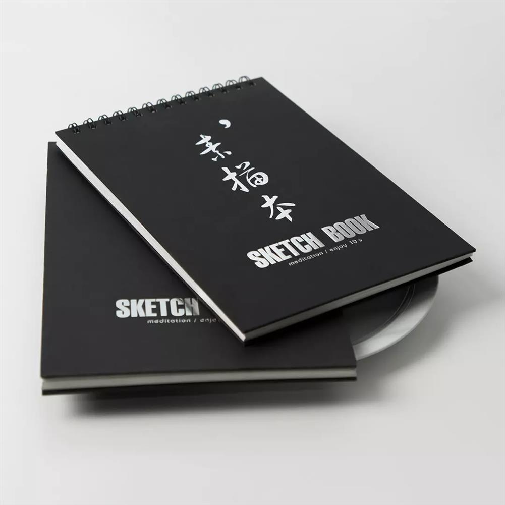paper-notebooks Guangbo 1 Piece A4 Sketch Book Sketchbook Notepad Notebook for Drawing Painting Graffiti office School Supplies from XM HOB1607544 1 1