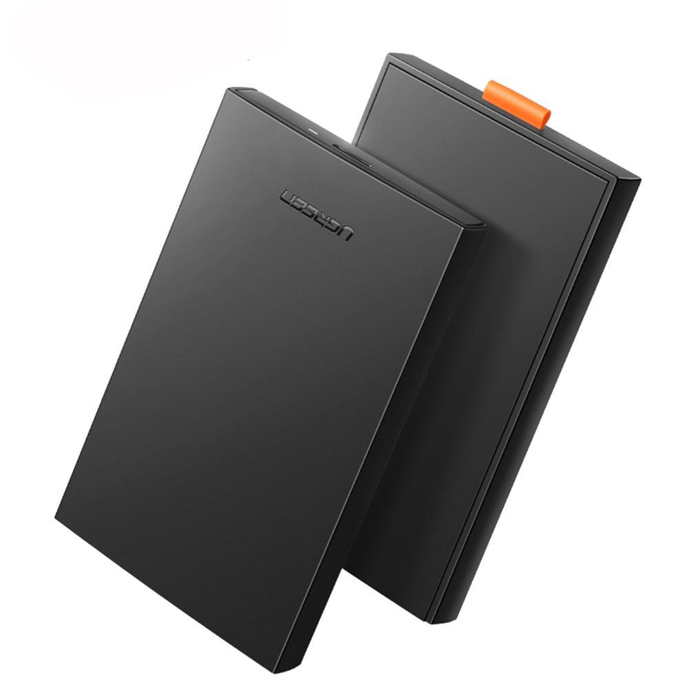 hdd-ssd-enclosures Ugreen 2.5 inch Hard Drive Enclosure HDD Case SATA to USB 3.0 Adapter External Hard Drive Enclosure for SSD Disk HDD Box Case HD 2.5'' SSD Case SATA to USB HOB1609690 1