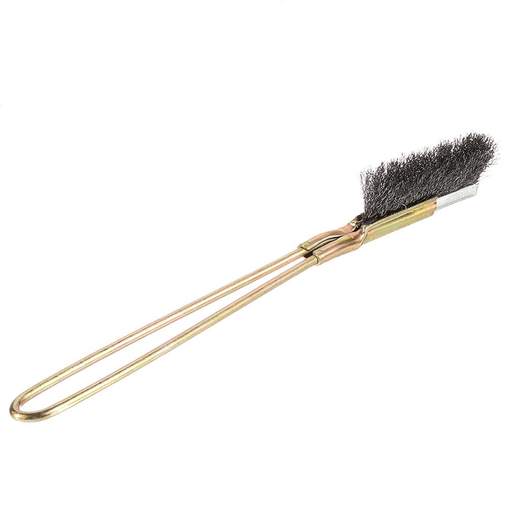 3d-printer-accessories 1Pcs Nozzle Cleaning Brush Stainless Steel Bristles Cleaning Tool for 3D Printer HOB1610272 1 1
