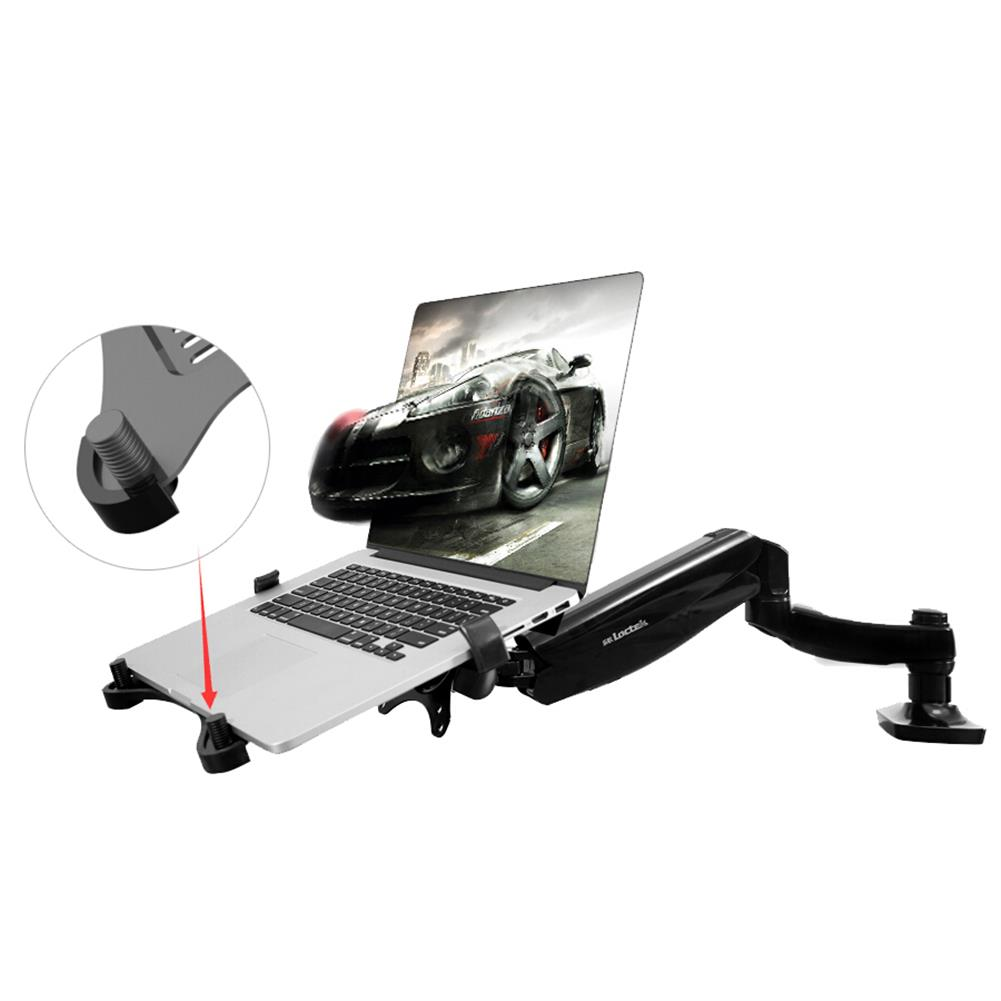 laptop-stands Loctek DA1 Universal Notebook Tray Laptop Holder Monitor Stand for Laptops within 17 inch HOB1611448 3 1