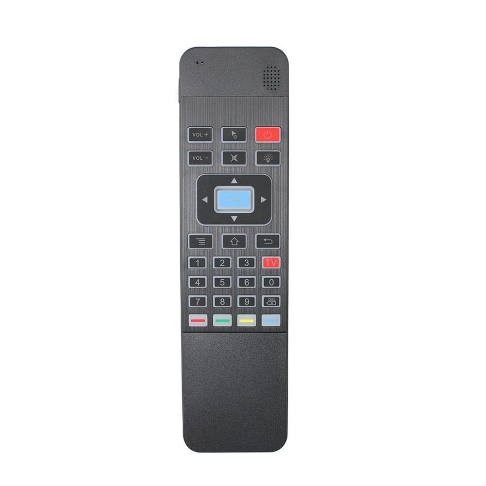 air-mouse T3C 2.4GHz USB Air Mouse 6 Axis Gyroscope Backlight 68 Keys IR Learning HOB1614124 1 1