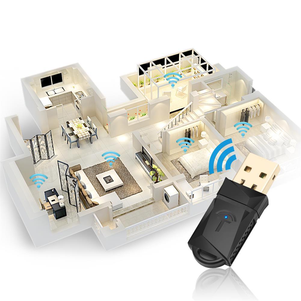 networking-adapters-antennas Rocketek 300Mbps WiFi USB Mini Wireless USB Adapter Networking Adapter Lan Card Mini Wifi Adapter Wireless USB Dongle HOB1614756 1 1