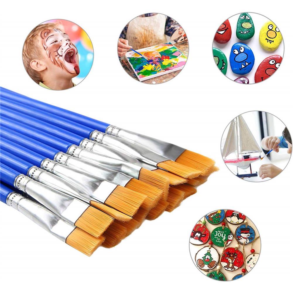 brush 32 Pcs/set Paint Brushes Set Acrylic Oil Watercolour Painting Art Craft Pens Brush Stationery Students Drawing Supplies HOB1616048 3 1