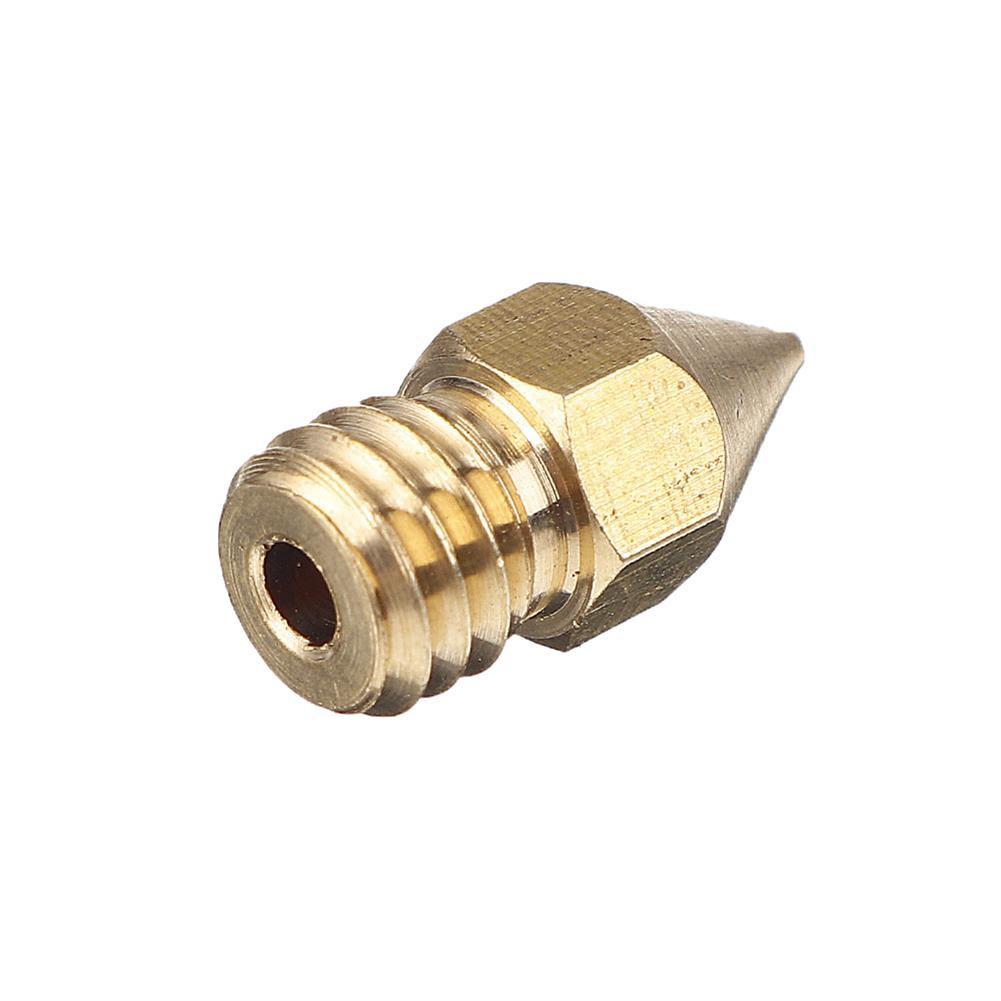 3d-printer-accessories SIMAX3D 0.4mm Brass Nozzle M6 Screw 1.75mm Filament for 3D Printer Part HOB1616262 2 1